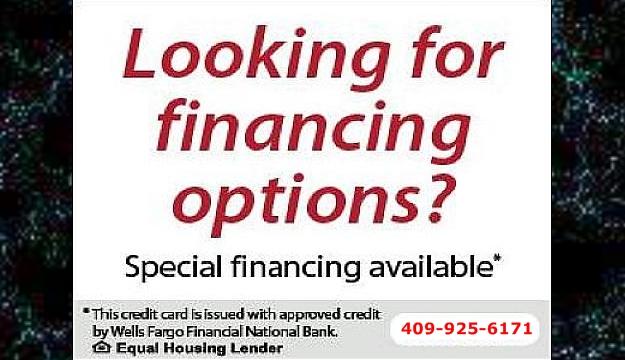 ac system repair financing league city texas