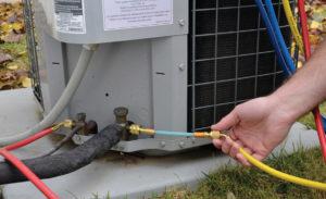 Leaking AC Repair